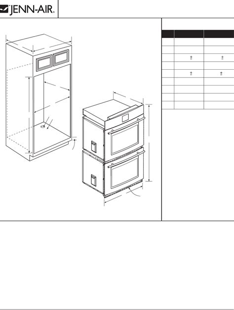 double oven cabinet width double wall oven corner cabinet dimensions