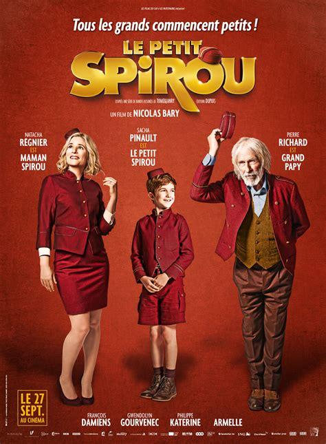 film 2016 et 2017 le petit spirou film 2016 allocin 233