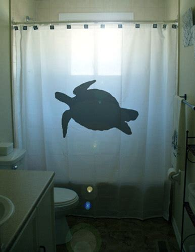 sea turtle bathroom sea turtle shower curtain tortoise bathroom decor extra long