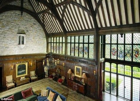 tudor home interior english tudor interior blithe spirit pinterest