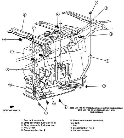 outboard gas tank not venting install fuel tank vent valve on 98 chevy blazer autos weblog