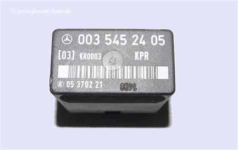 Fuel Relay Mercedes Jeep W460 relay fuel m103 w124 w201 w463 w126 r107 mercedes a0035452405 0025455205