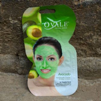 Harga Masker Wajah Ovale Bengkoang update februari 2019 harga masker ovale terbaru