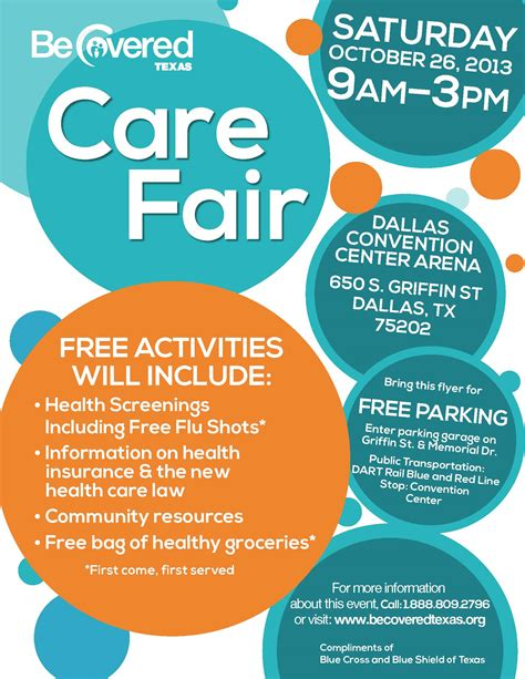 health fair flyer templates free care fair flyer dallas jpg 1700 215 2200 health fair flyers health fair