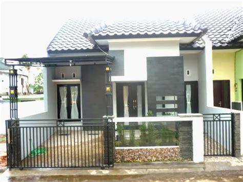 warna cat pagar rumah  indah dekorhom