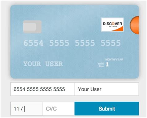 make credit card card make your credit card form better jquery plugins