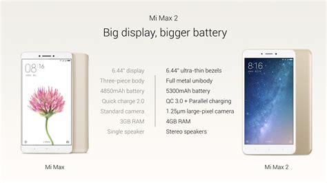 Xiaomi Mi Max 2 128gb Ram 4gb Dual Sim Original New Bnib xiaomi mi max 2 specs photos price gadgetbyte nepal