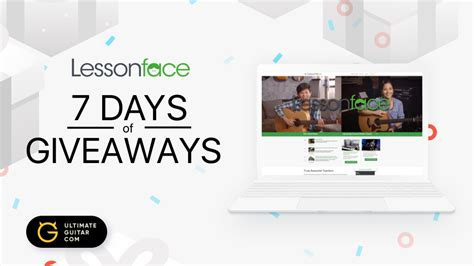 Ultimate Guitar Forum Giveaway - 7 days of giveaways ultimate guitar