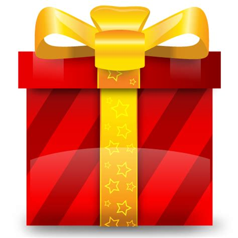 christmas gift present prize icon icon search engine