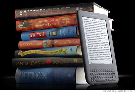electronic picture book sales pop as kindle e books overtake paperbacks