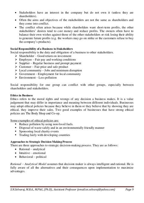 Tax Management Mba Notes by Notesformbastrategicmanagementuniti 120924025055 Phpapp02