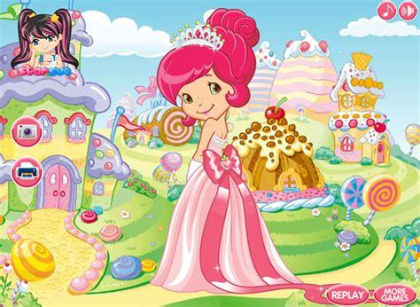 Play Strawberry Shortcake - Berry Sweet Princess - Free ... Elsa Games Free Download