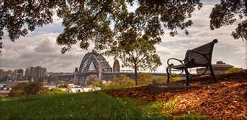 Circular Bench 15 Best Photography Locations In Sydney Sunrise Sunset