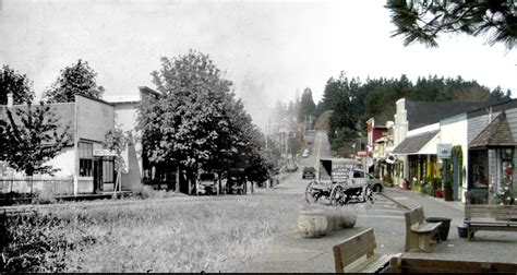 Then And Now Langley S Historic Beachum House South Whidbey Record | historical langley home