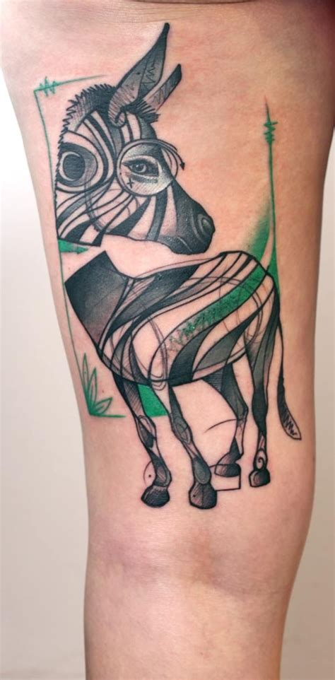 zebras tattoo 17 best ideas about zebra tattoos on animal