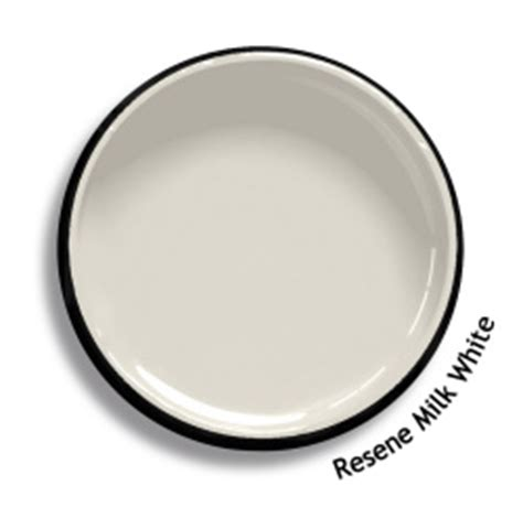 resene milk white colour swatch resene paints