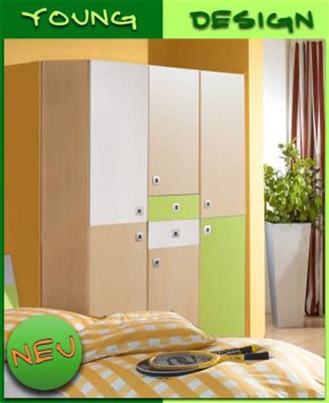 kleiderschrank grün kinderzimmer kleiderschrank dekor