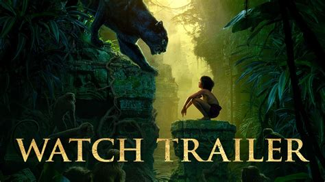 The Jungle Book Official US Teaser Trailer   YouTube