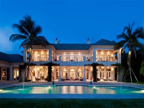 dream houses waterfront dream home in palm beach florida quot dream