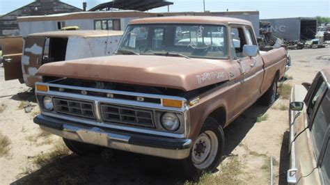 1977 ford f 250 77fo2025c desert valley auto parts