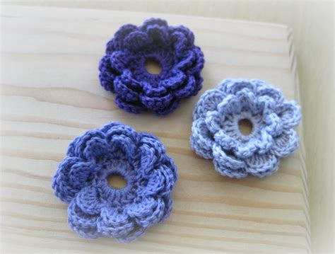 fiori crochet easy crochet flowers crochet collection