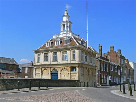 the custom house west norfolk tourist information guide