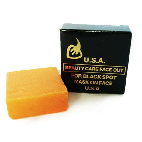 U.S.A Beauty Care Face Out Whitening Soap (Grade A)
