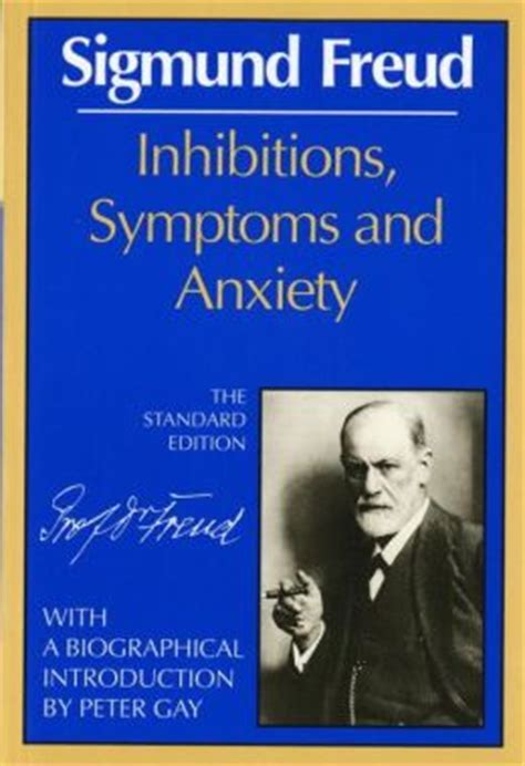 the standard edition of the complete psychological works of sigmund freud vol 4 the interpretation of dreams part classic reprint books inhibitions symptoms anxiety of sigmund freud the