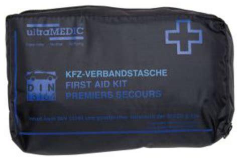 Kfz Verbandkasten Inhalt by F Kfz Verbandskasten Inhalt Nach Din 13164 Bei Falano