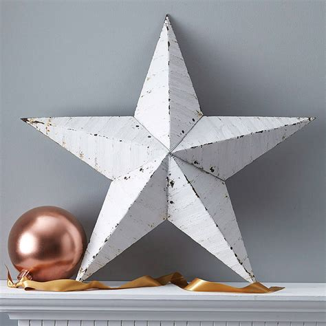 decorative stars for homes amish metal barn star by the original home store