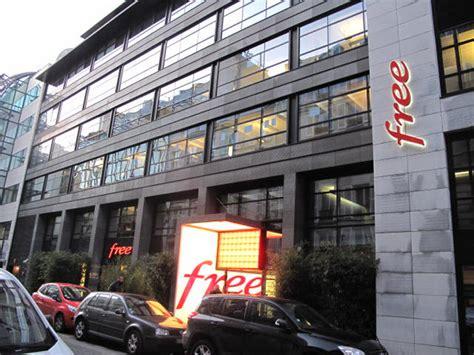 siege social free free une freebox v7 dans moins d un an et des annonces