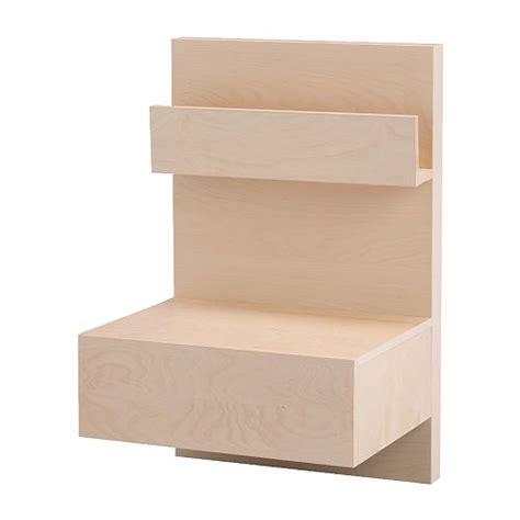 ikea small bedside drawers malm bedside table ikea open shelf giving you easy access