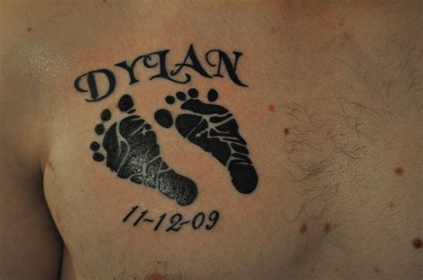 footprints tattoo footprint tattoos designs ideas and meaning tattoos for you