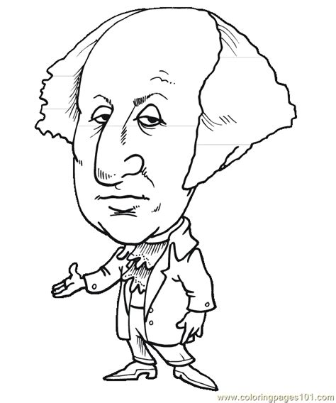 george washington coloring page for kindergarten kindergarten george washington page coloring pages