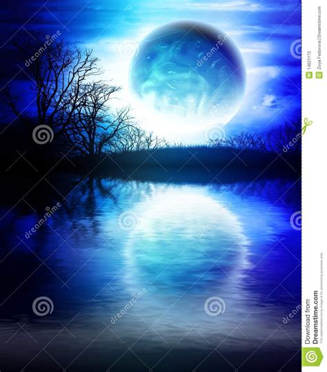 imagenes surrealistas de la noche paisaje fant 225 stico de la noche stock de ilustraci 243 n