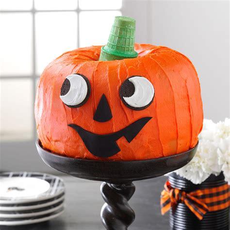 easy o lantern ideas o lantern cake recipe taste of home