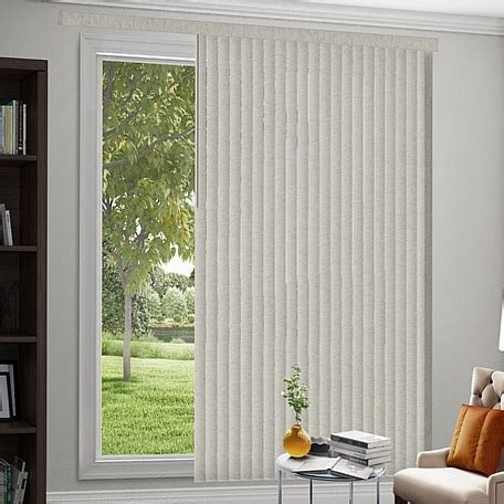 Fabric Vertical Blinds For Patio Door by Fabric Vertical Cordless Blinds