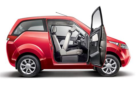 Mahindra e2o Prices Slashed Considerably   CarDekho.com