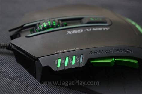 Dan Spesifikasi Mouse Gaming review armaggeddon iv g9x mouse segudang fitur dengan harga murah page 2 jagat play
