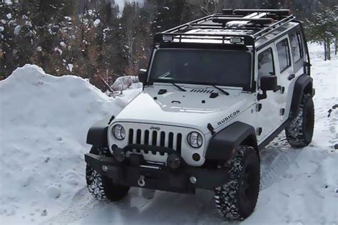 Jeep Roof Gobi Roof Rack For Jeep Wrangler Jk
