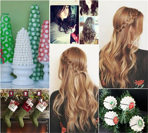 hairstyles for holiday party christmas party hair styles 2013 archives vpfashion
