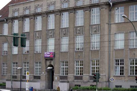 Anschrift Bewerbung Htw Berlin Berlin Universit 228 Ten Und Hochschulen Goruma
