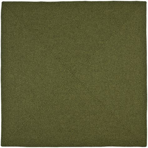 moss green area rug safavieh braided moss green area rug reviews wayfair