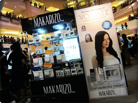 Harga Makarizo Mk3 Refresh Rebonding indonesia by via han event makarizo