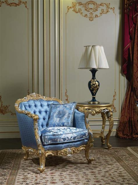 living room se luxury armchair living room eighteenth century se 303 vimercati classic furniture