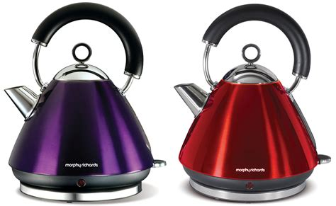Wasserkocher Morphy Richards by Morphy Richards Accents Wasserkocher Mit Signalton
