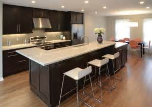 Kitchen Island And Stools by Kitchen Island Stools Ideas Homes Gallery
