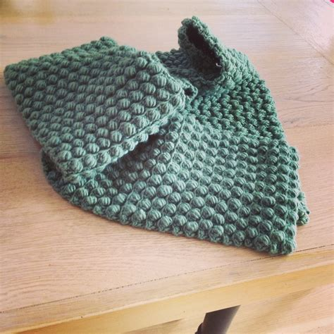 Popcorn Stitch Crochet Tutorial And Patterns Stitch