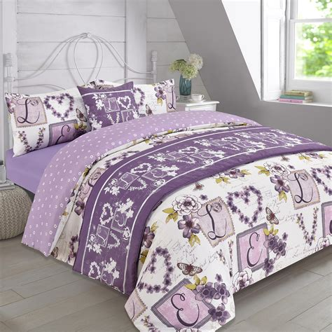 Complete Bedding Set Complete Bedding Set Duvet Cover With Pillowcase Sheet Millie Vintage Ebay