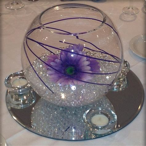 Fishbowl Vases Table Centre Hire Sovereign Weddings Amp Party